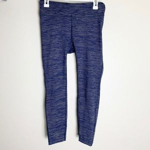 Outdoor Voices Blue Freeform Leggings M